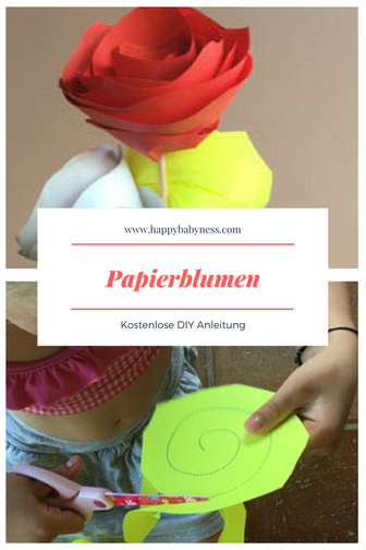 DIY Anleitungen BLUMEN #frühlingblumen