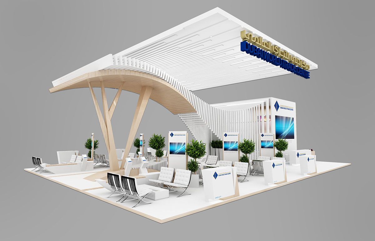 Exhibition Stand Builders Las Vegas : Dubai world trade centre on behance … exhibits