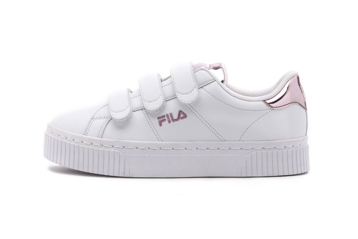 Rule Like a Princess in FILA\u0027s Rose Gold Court Deluxe Pack