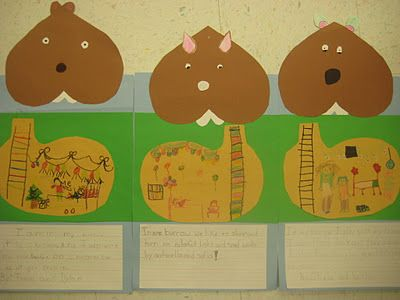 Groundhog day school february and kindergarten for Preschool crafts for february