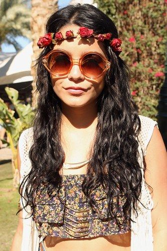 Festival Hairstyles Extraordinary The Best Festival Hairstyles Celebrity Festival Hair  Festival
