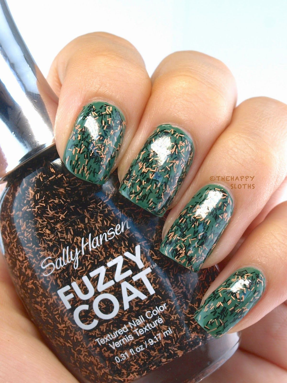 Sally Hansen Limited Edition Special Effects Fuzzy Coat ...