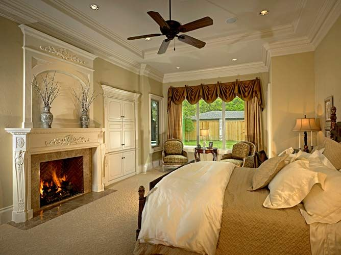 French Bedroom Designed By Tracy Rasor, Dallas Design Group Interiors, And  Built By Sharif
