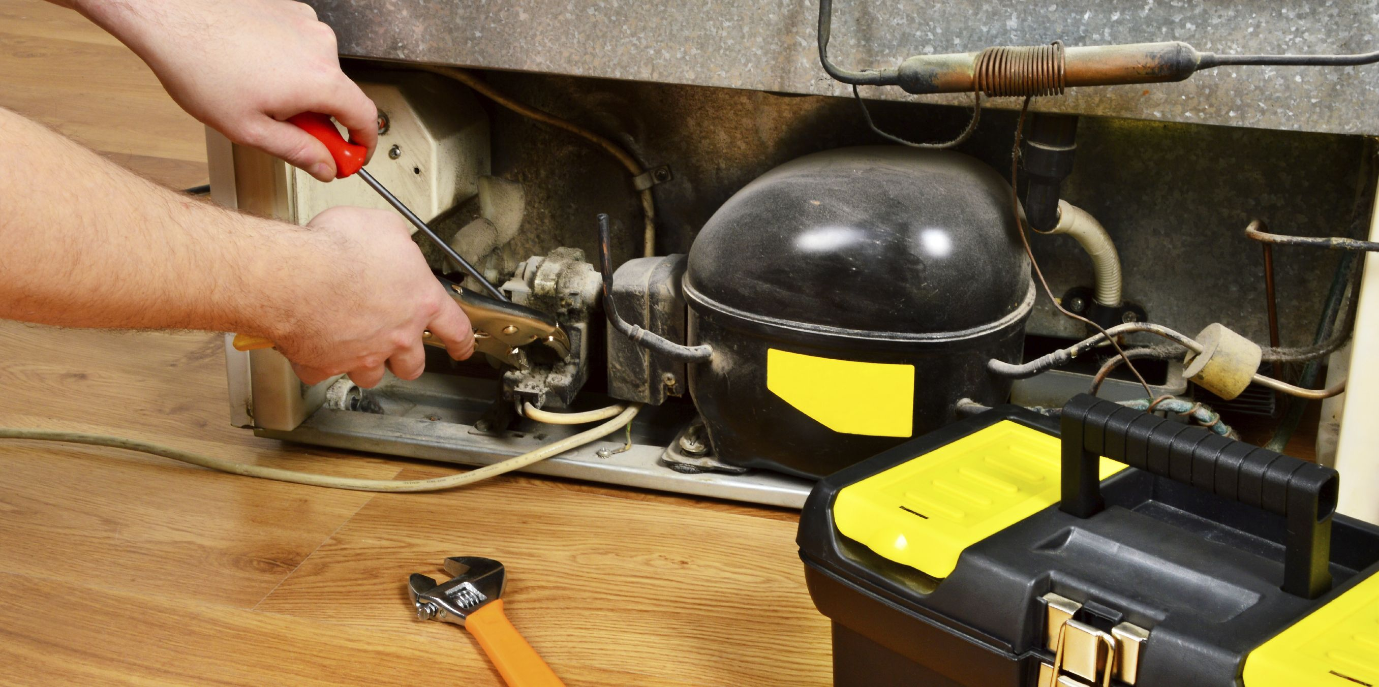 Different types of appliance repairs offered by repair