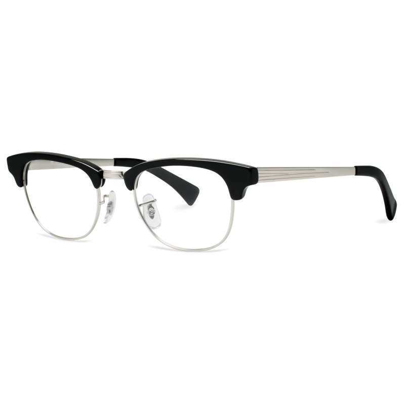 Meet the new Clubmaster™ optical frame from Ray-Ban®. A vintage ...