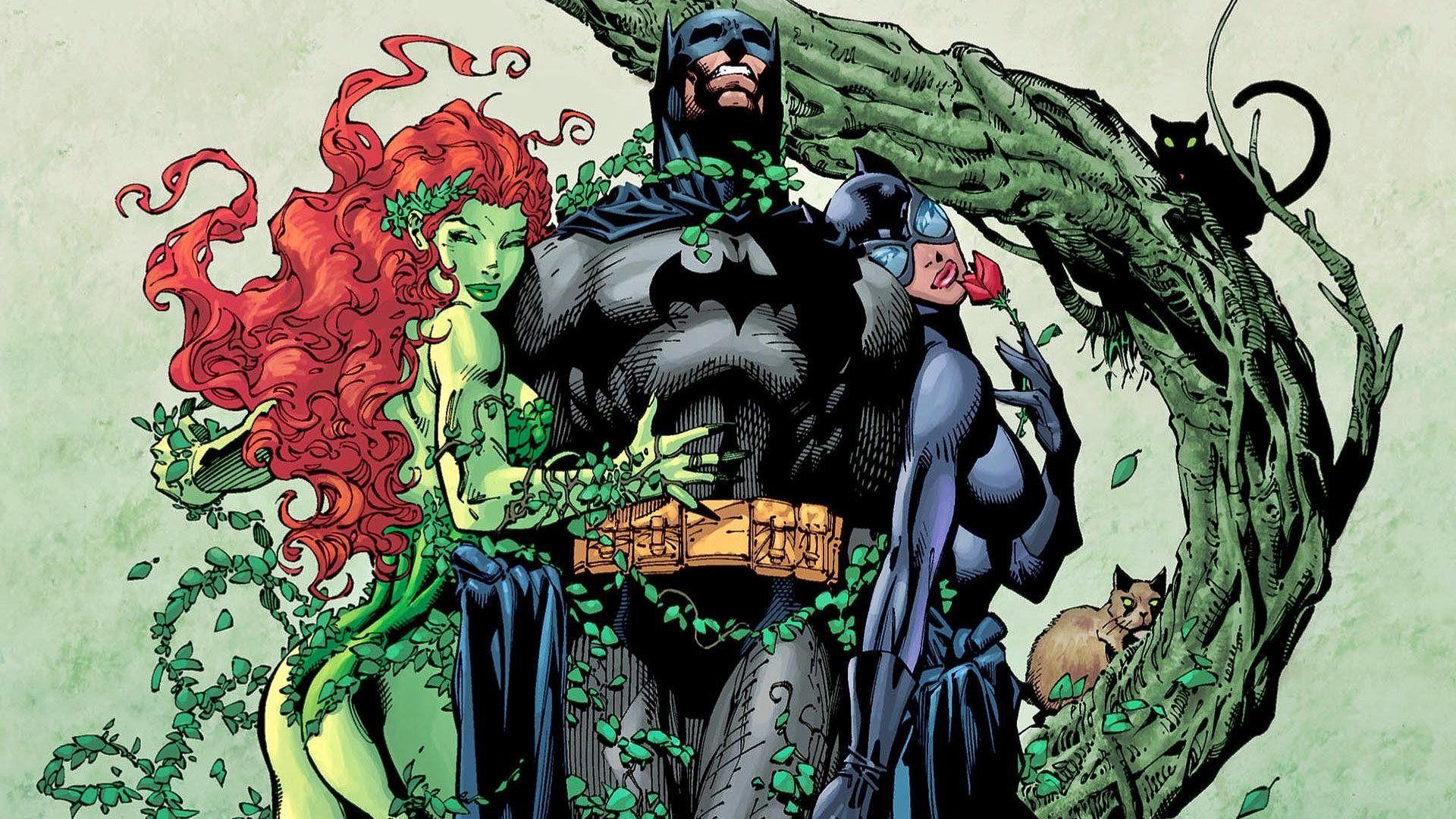 1263 Batman Comics HD Wallpapers