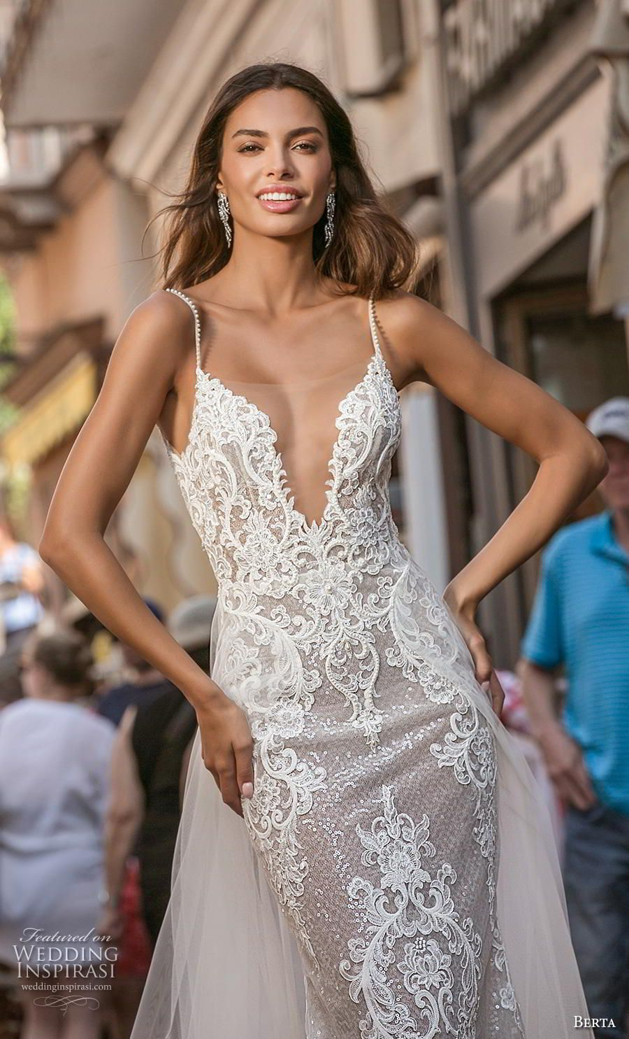 "Berta Privée 2020 Wedding Dresses — ""Amalfi"" Bridal"