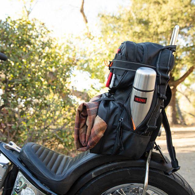 Biltwell Inc Exfil-115 Gear Bag Black