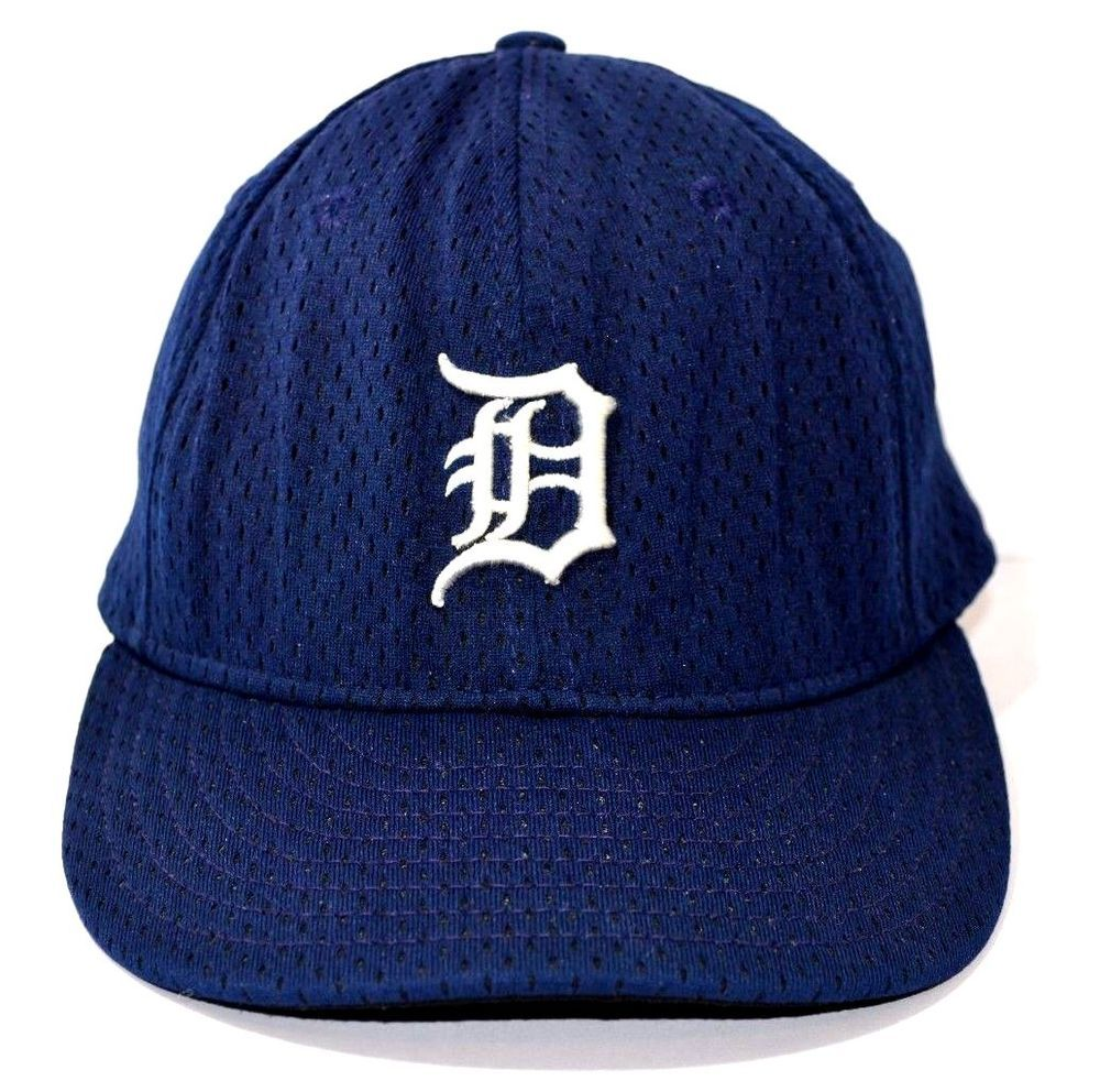 Detroit tigers new era authentic collection vintage fitted