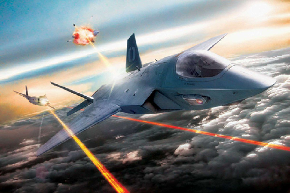 The Air Force Will Have Combat Lasers On Its War Planes By 2020 Fighter Jets Fighter Air Force