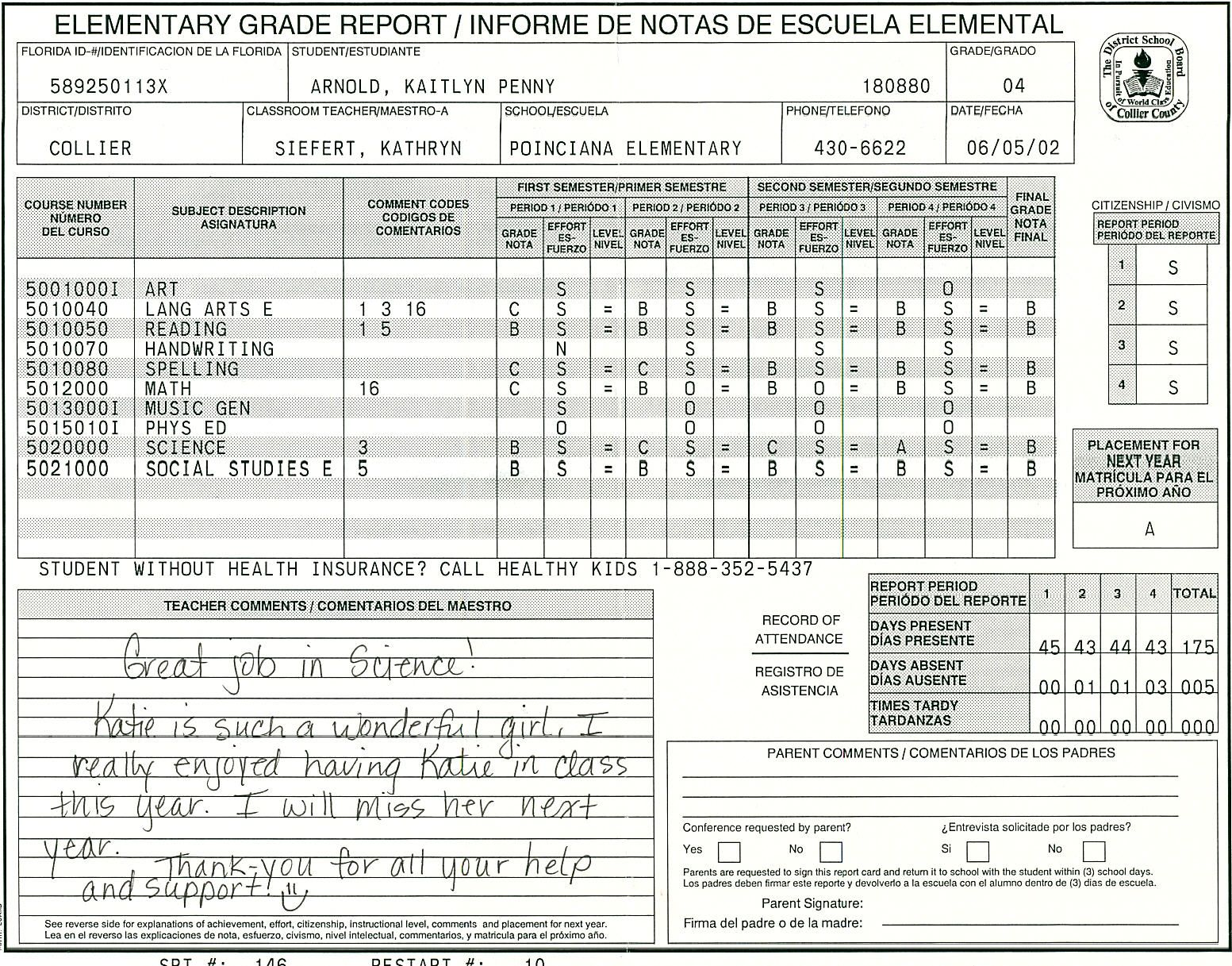 Image Result For School Home Daily Report Card