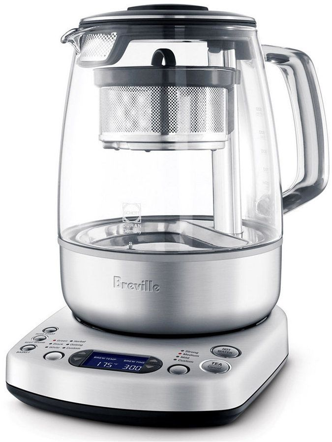 Breville Btm800xl Tea Maker One Touch Electric Reviews Coffee Makers Kitchen Macy S Coffee Tea Makers Espresso Kitchen Brewing Tea