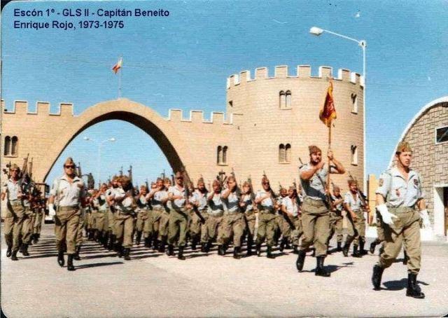 Tercio Del Sahara Legión Española Spain La Legion Española España Colonial Soldado Español