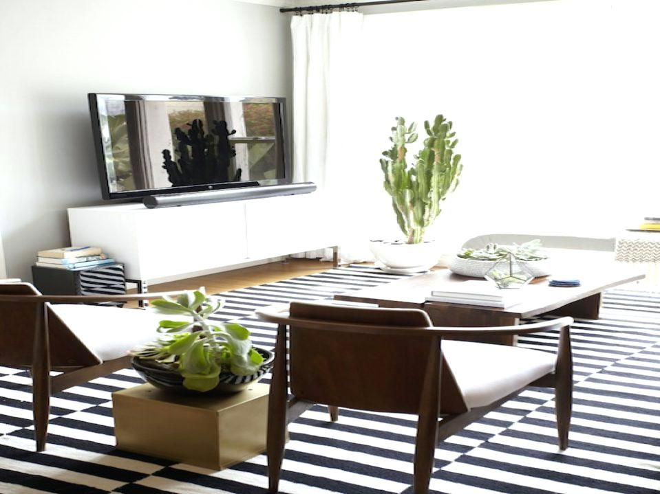 Best Black And White Striped Area Rug Arearug Black White 400 x 300