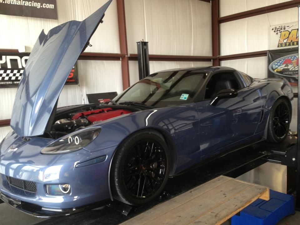"""""""Lethal Racing"""" In Lafayette, La. Best around with GM"""