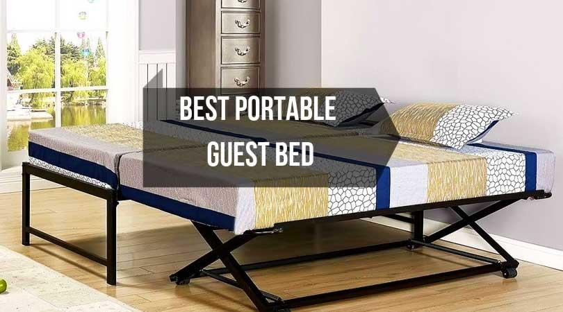 30 Portable Guest Bed Ideas, Concierge Collection Inflatable Ez Bed Queen