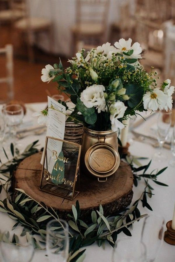 Romantic Wedding Centerpieces That are Sure to Inspire -28 Romantic Wedding Centerpieces That are S