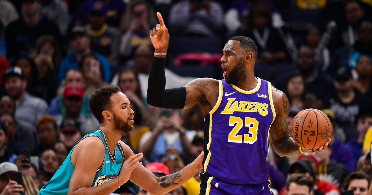 LeBron James wanted Carmelo Anthony in LA before Lakers