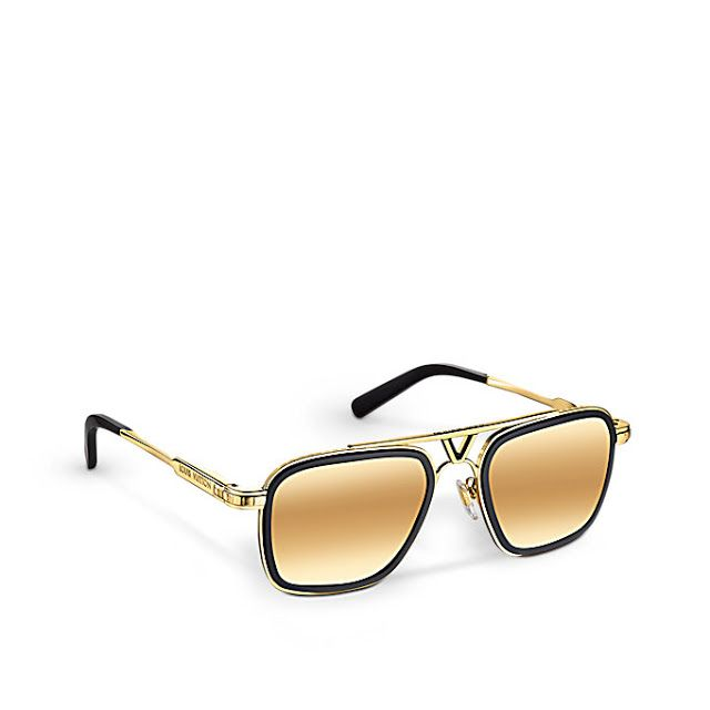 64c930609aa Louis Vuitton District Sunglasses