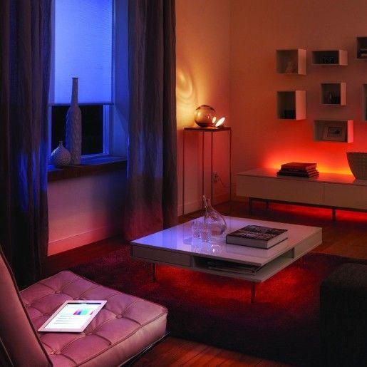 17 Best Philips Garden Lighting Images On Pinterest: Philips Hue LED Smart LightStrips Extension Kit