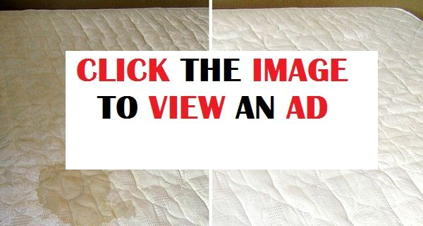 The Most Effective Way To Clean Your Mattress From Stains And Unpleasant Odor Clean Mattress Stains Cleaning Stains