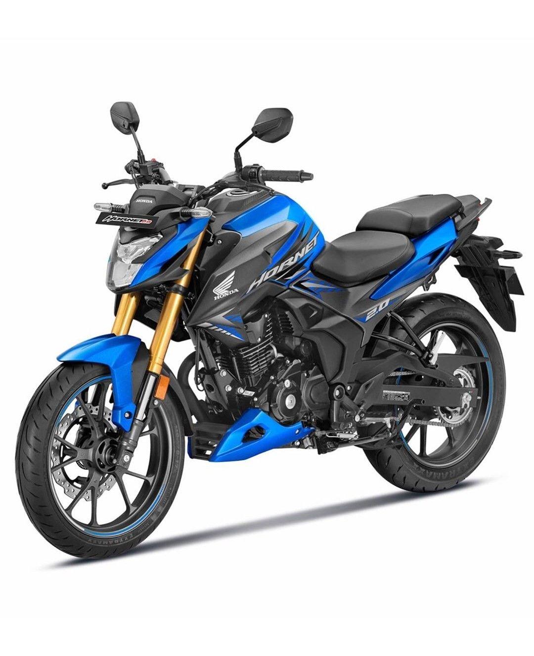 New Honda Hornet In 2020 Honda Bike Photoshoot New Honda