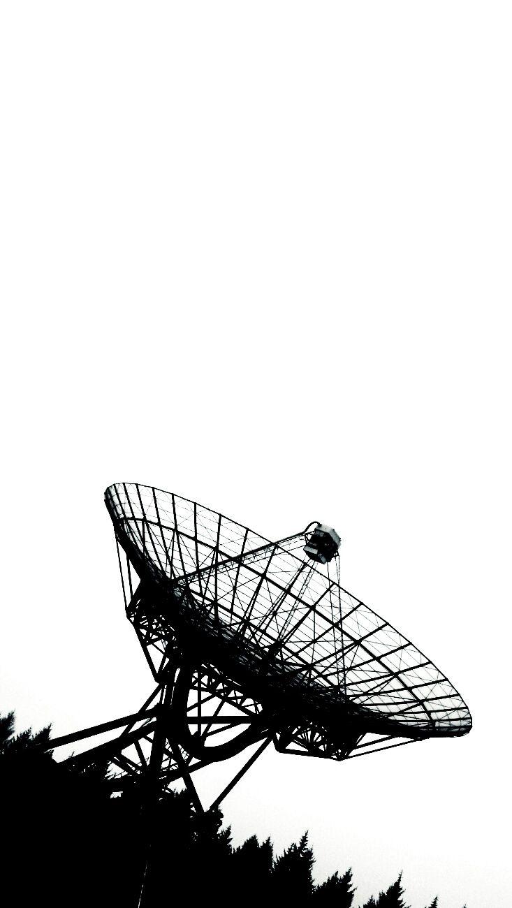 JRR Gerth - Westerbork - Synthese Radio Telescoop
