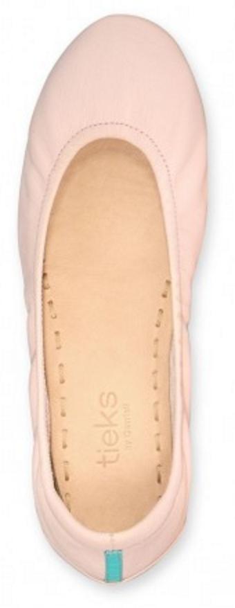 Love these ballerina pink Tieks