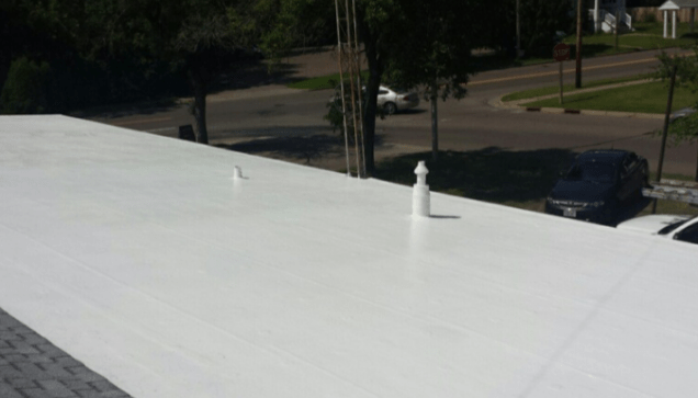 What You Need To Know When Repairing Your Roof Flat Roof Materials Pvc Roofing Flat Roof