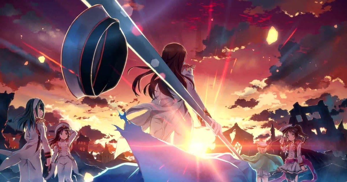 Epic Anime 3d Wallpaper gambar ke 20