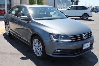 New 2017 Volkswagen Jetta 1 8T SEL Sedan for sale in Fargo ND