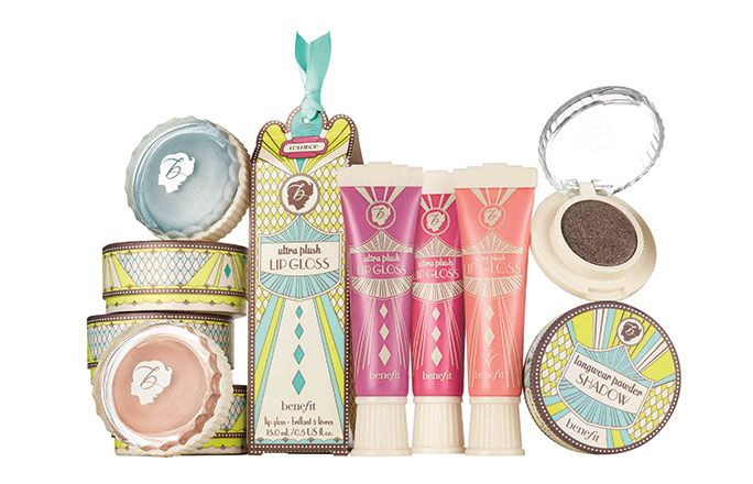 We are tres excited by Benefit's new collection. They've gone all Great Gatsby on us.