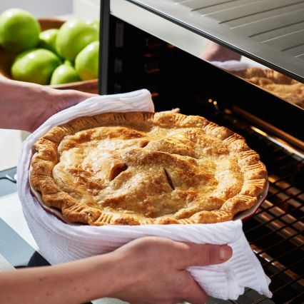 Deep Dish Apple Pie Recipe In 2020 Dessert Recipes Air