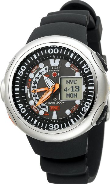 JV0000-10F JV0000-10 JV0000-1: Citizen Promaster Eco-Drive Aqualand Divers Watch # JV0000-10F, Citizen Eco-Drive @ www.Bodying.com