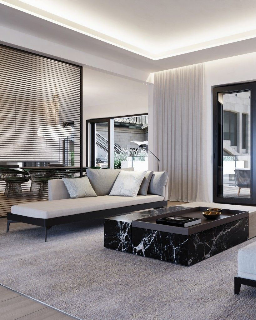 A selection of amazing interiors that features modern Interior