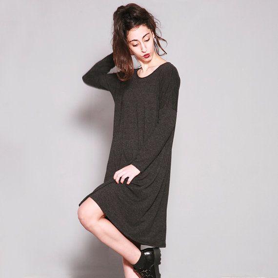 Tunic Knee Length Dresses