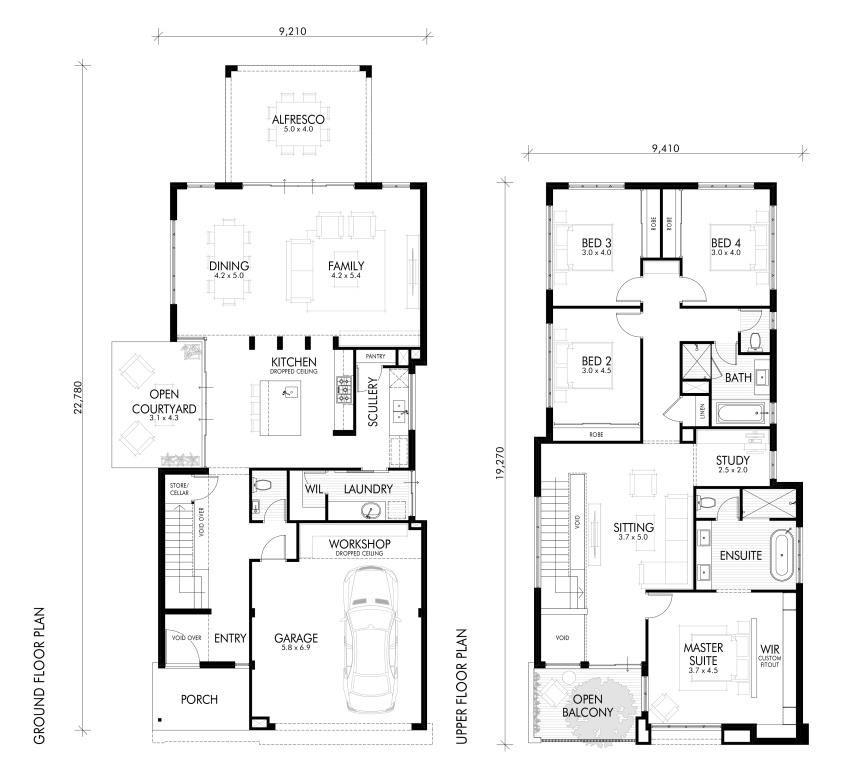 Del Webb Floor Plans Display