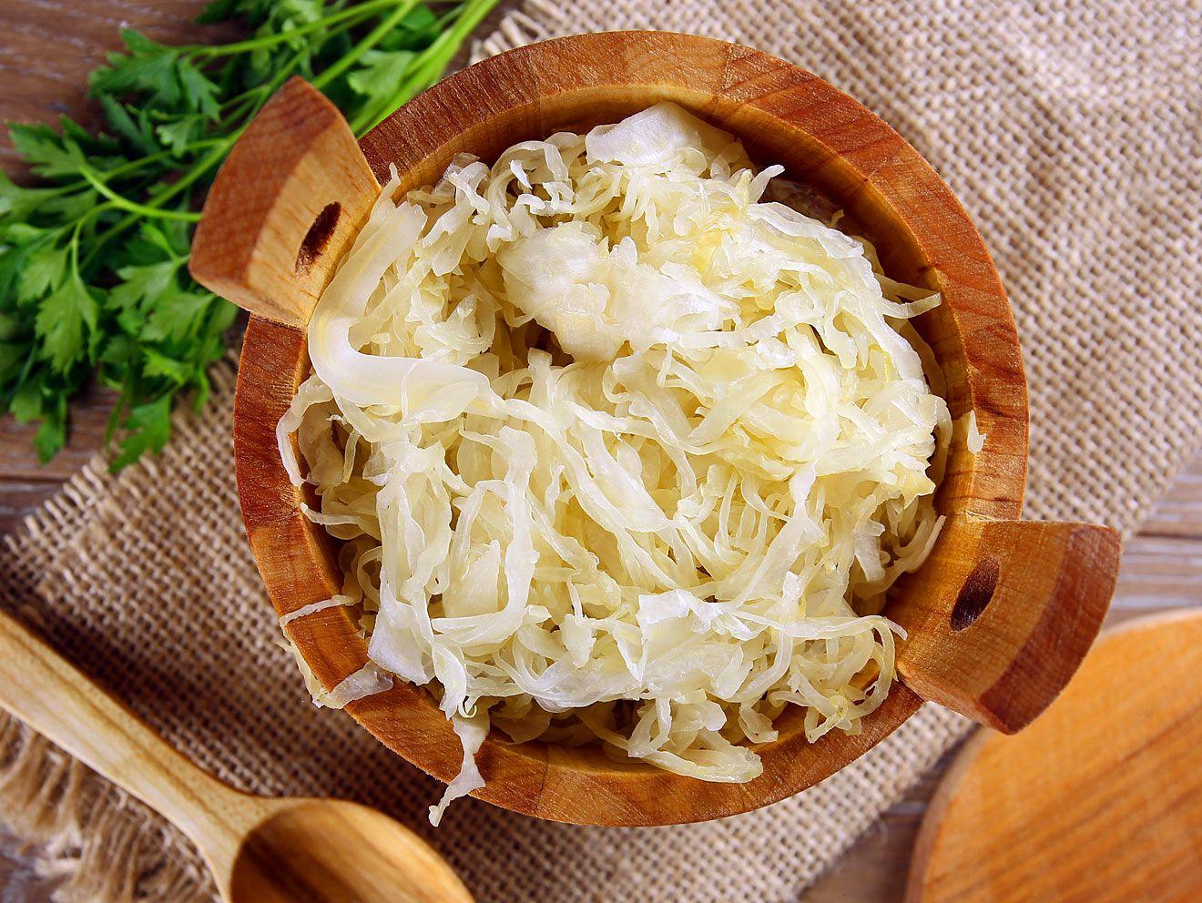 Sauerkraut selber machen – so gehts
