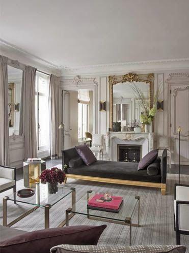 4a3851f1e66e712357e6843cce88c504 1 Parisian Living Room Parisian Decor Parisian Interior