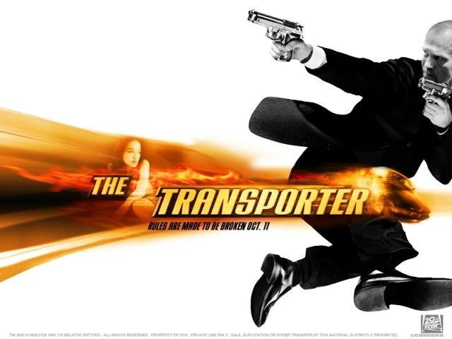 The Transporter Filmes De Acao Filmes