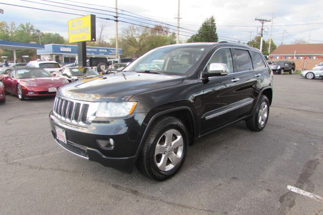 Used 2011 Jeep Grand Cherokee Limited For Sale At Auto Trademark