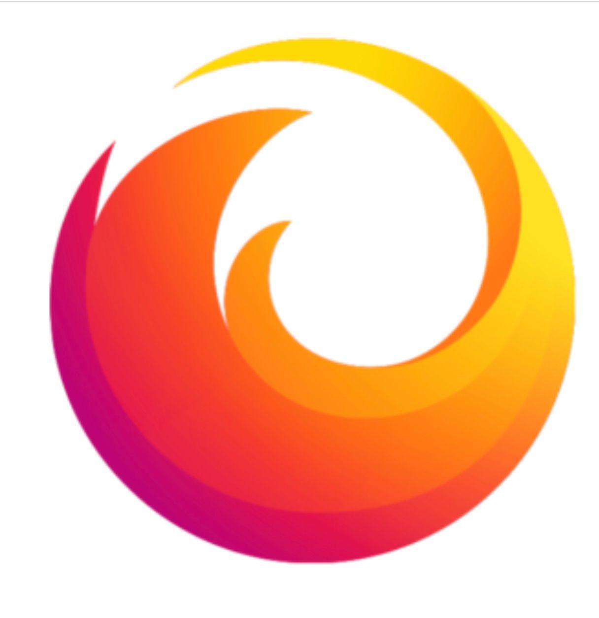 Firefox Logo Golden Ratio Logo Design Firefox Logo Logo Design