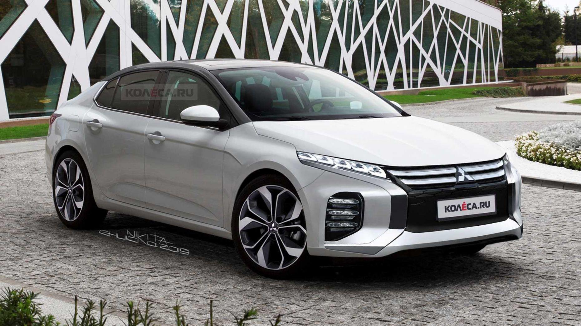 Mitsubishi Sedan 2020 Specs And Review Di 2020 Sedan