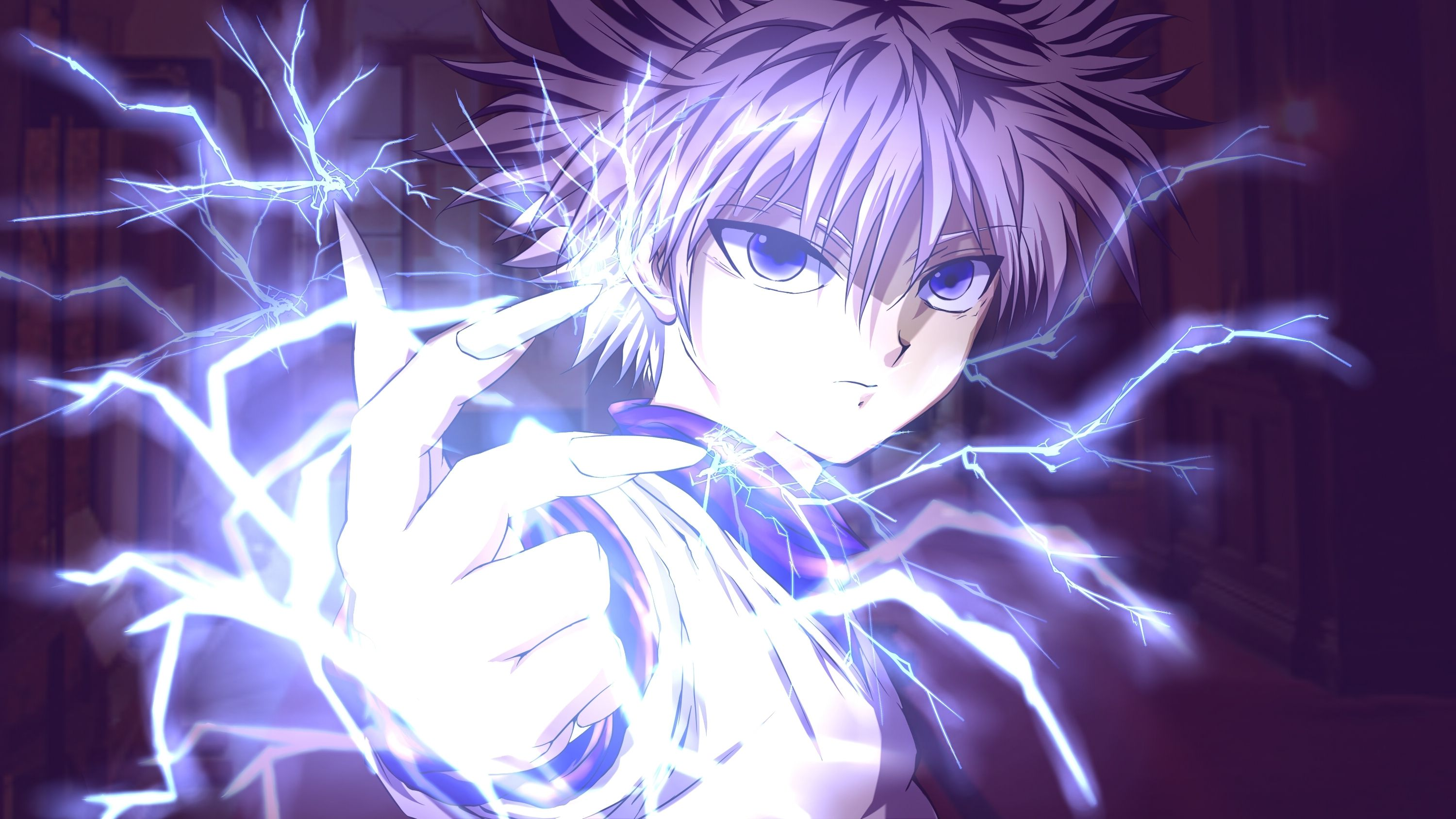 Hunter X Hunter Wallpapers Killua Wallpaper Hd Cazadores