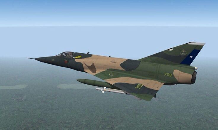 Chilean Air Force Mirage