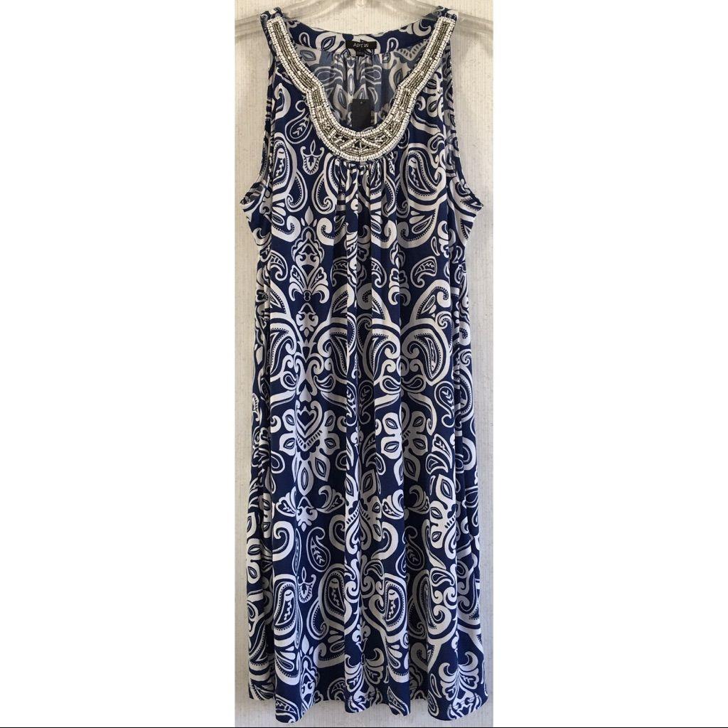 New apt beaded shift dress products