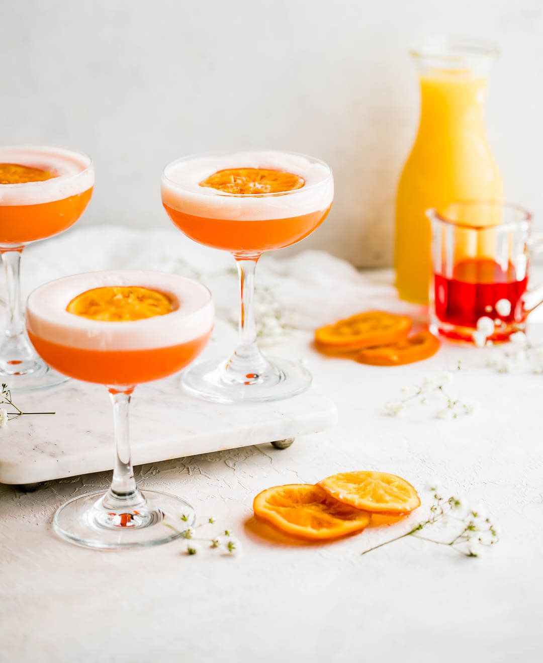 Photo of Shaken Whiskey Sour Cocktail – Healthy Little Peach