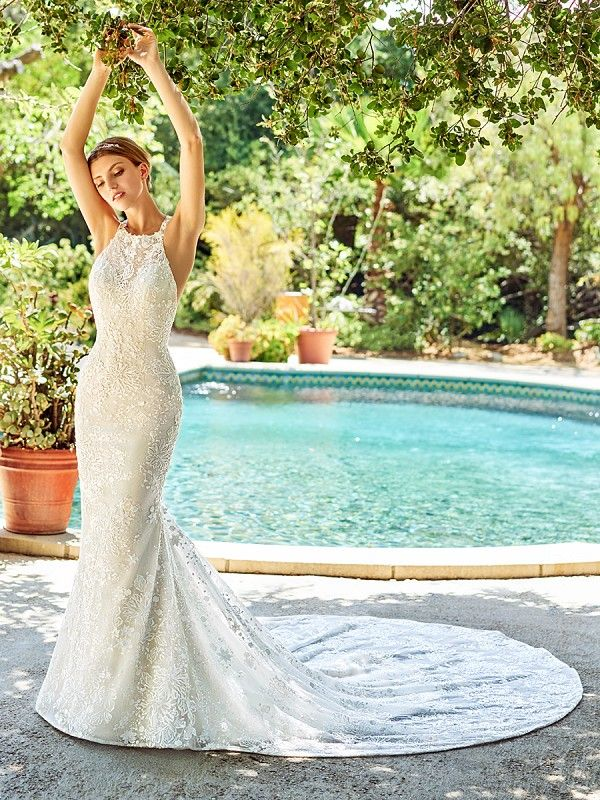 Style LUCINDA | Wedding dress, Mermaid wedding dresses and Weddings