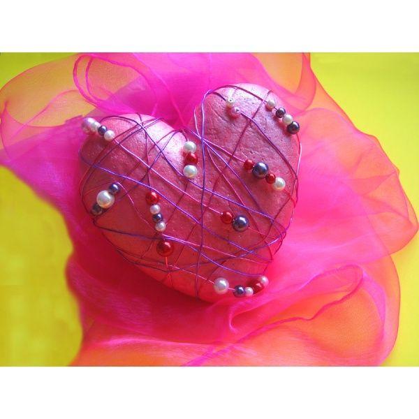 Basteln mit Perlen und Draht | Perlen und Draht | Pinterest ...