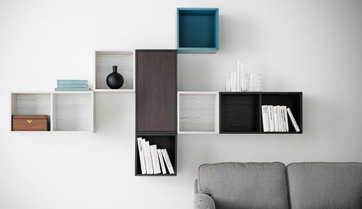 Ikea Cubi Componibili.Mobili E Accessori Per L Arredamento Della Casa Cubi E